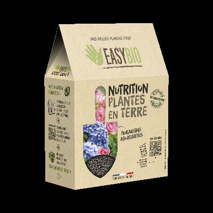 Nutrition plante en terre